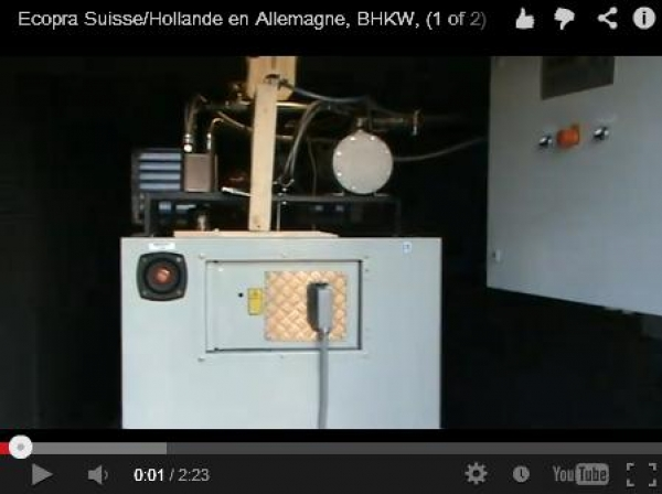 generateur bhkw